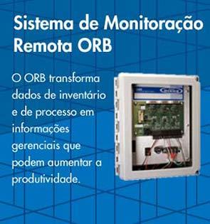 ORB Sistema de monitoração remota